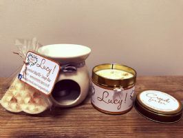 'Creed for Her' Scented Gift Package - Can be personalised